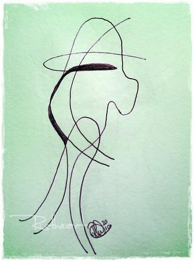 Hattemaker i vinden