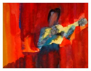 L'amour de la guitare