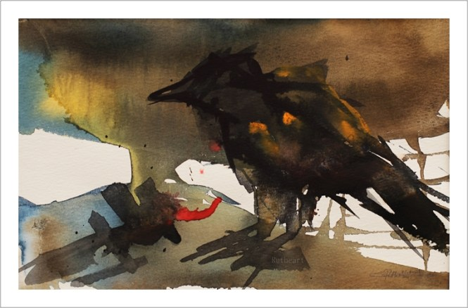 Crow habit - R.T.Brokstad