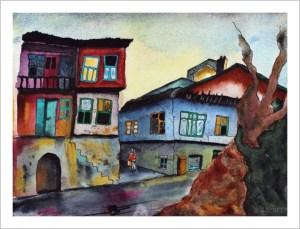 Neighborhood – R.T.Brokstad