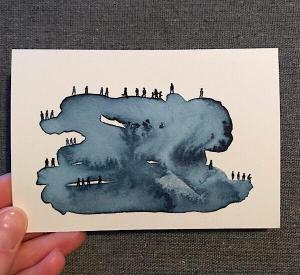 Life Cloud Painting #8-Rutheart