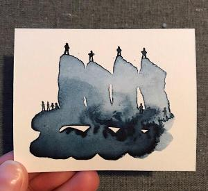 Life Cloud Painting #6-Rutheart