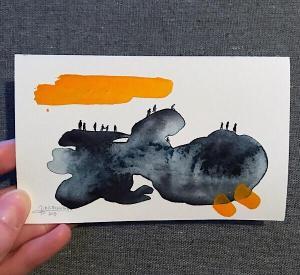 Life Cloud Painting #3-Rutheart