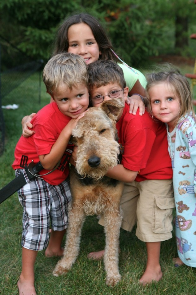 Murphy and kids1