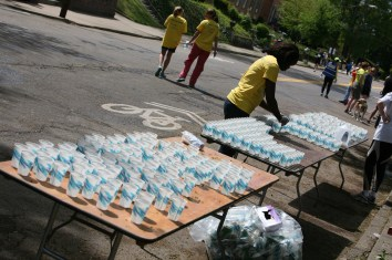 Water Station Volunteer