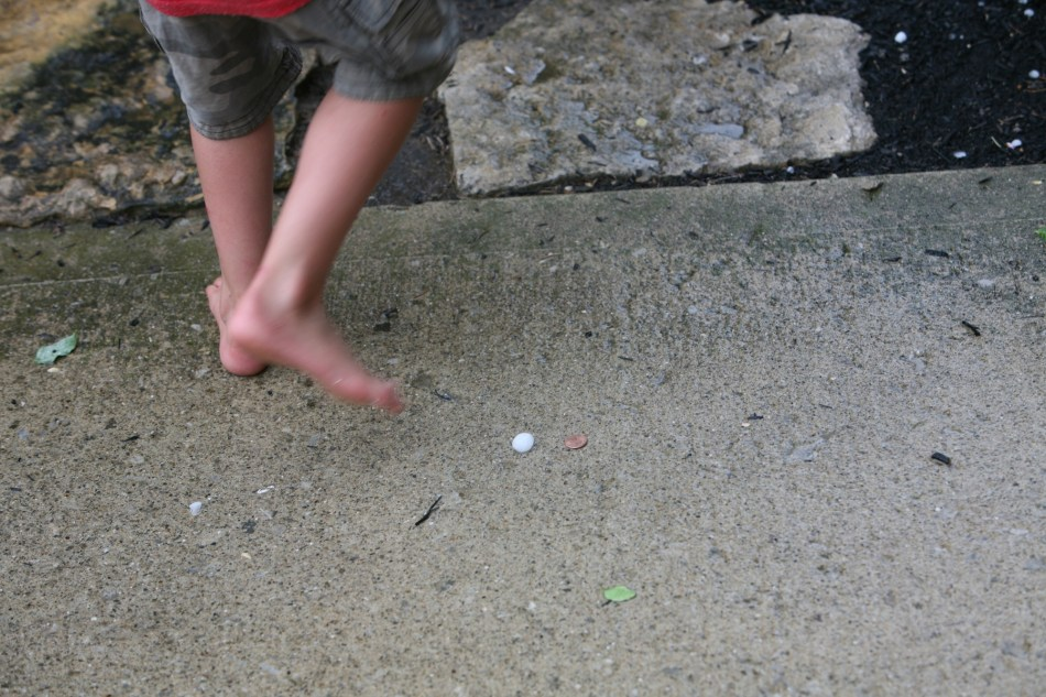 Single Hailstone