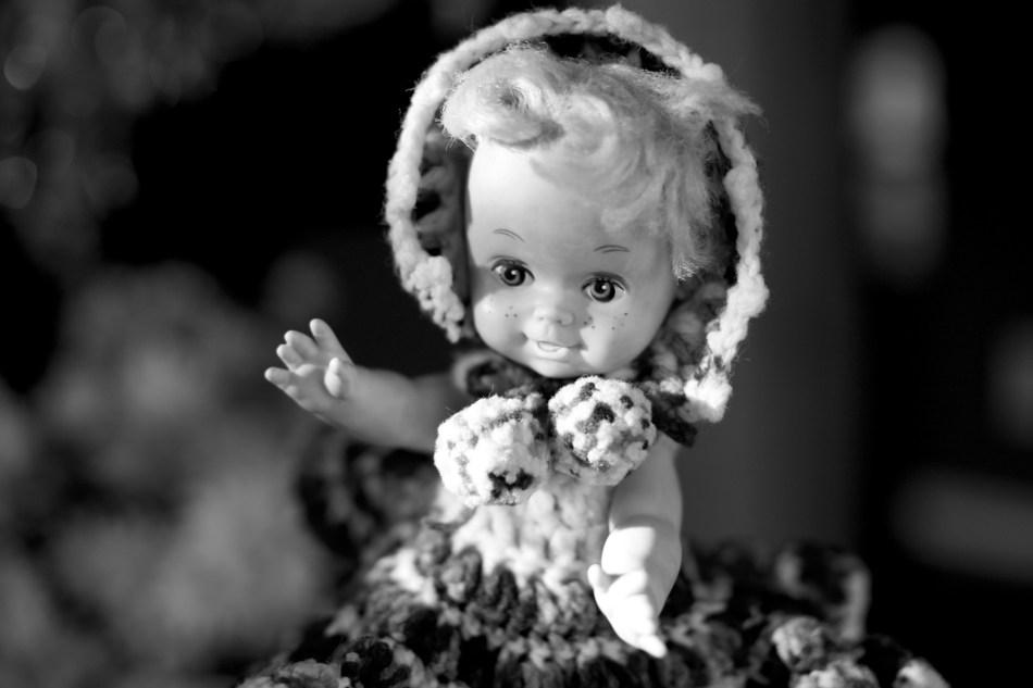 Erika's Grandmother Doll