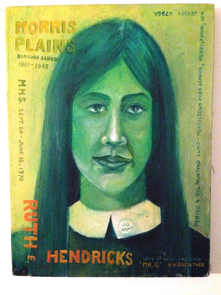 Ruth HEndricks Portrait