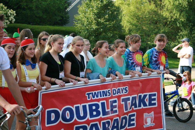 Double Take Parade