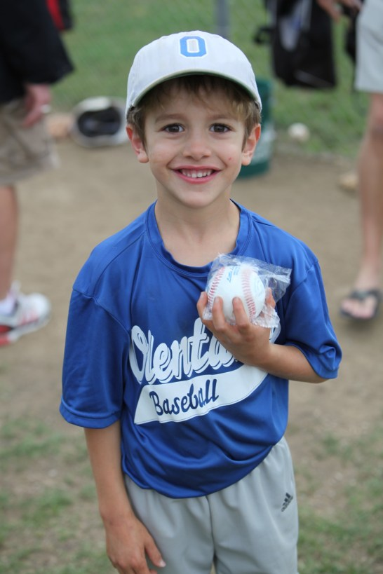 Jack and Game Ball