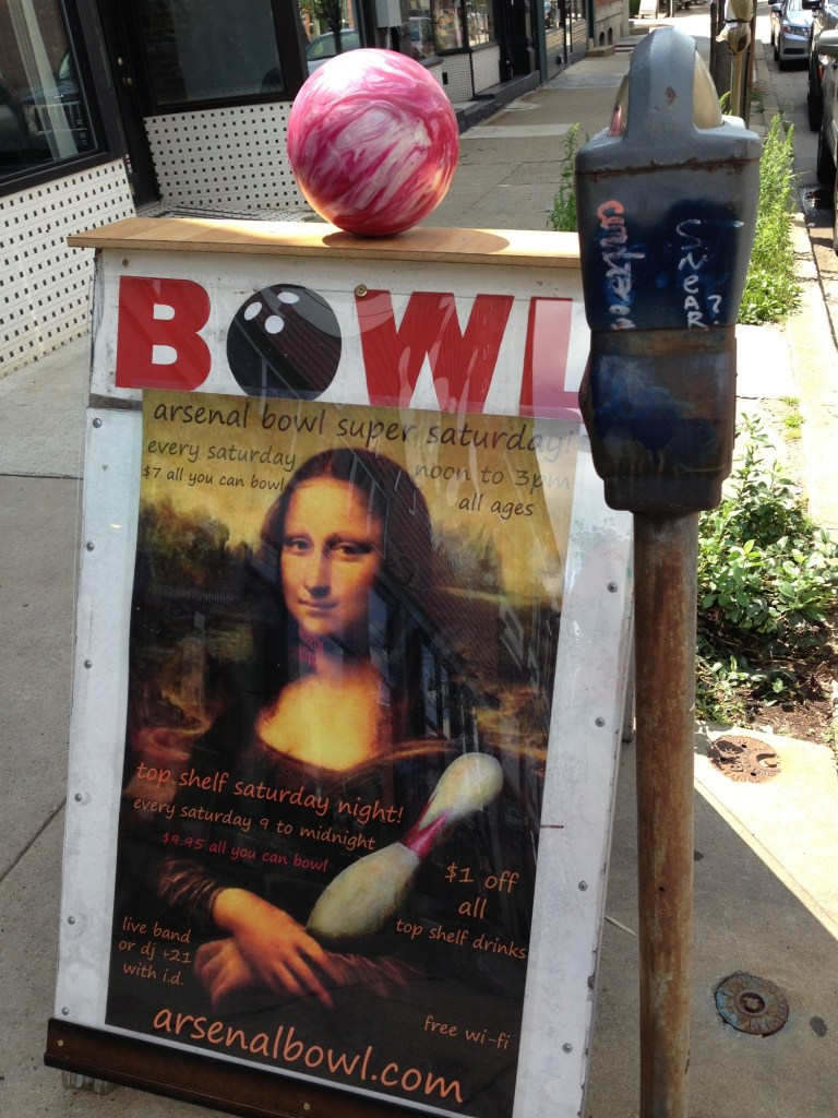 Mona Lisa Bowl