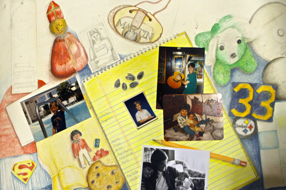 Matthew collage