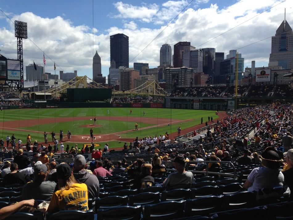 Baseball PNC