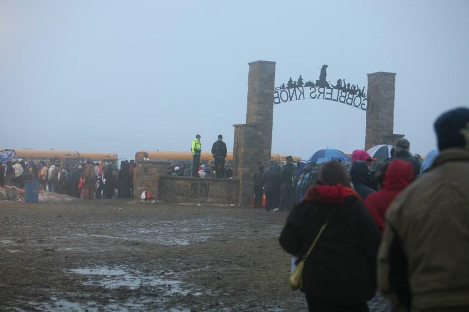 Gobbler's Knob Arch