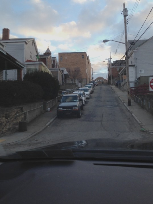carrick street