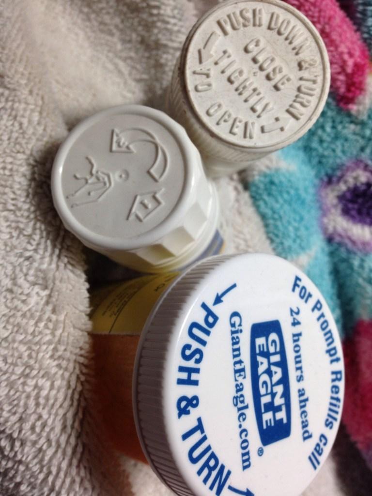 medicine caps