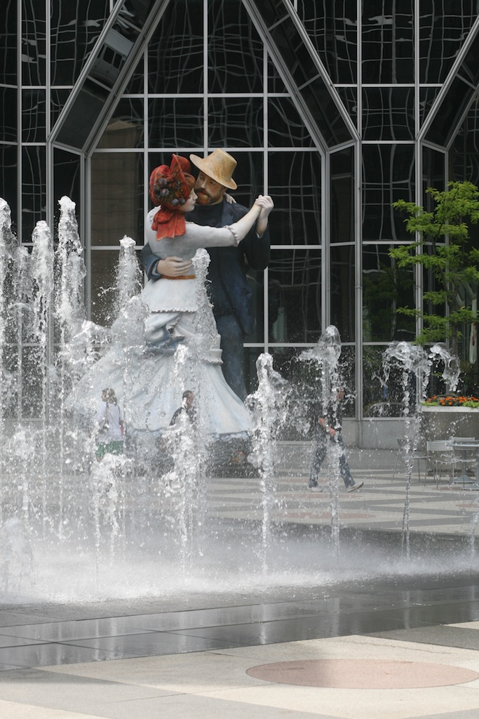 Dancing at Bougival PPG Place3