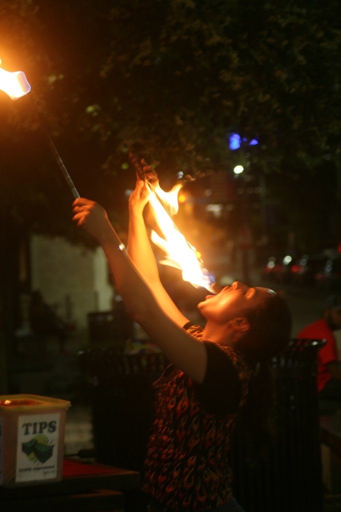 fire eater 2