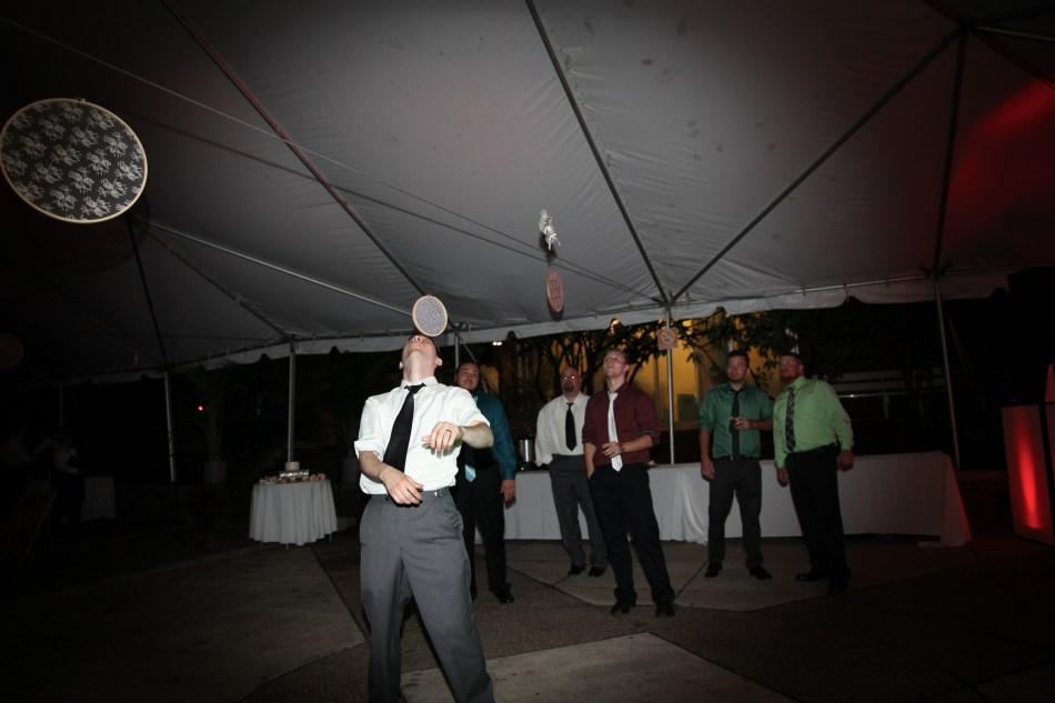 garter toss