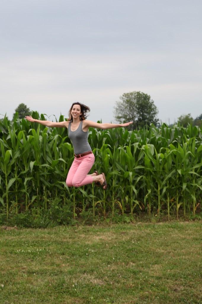 Laura jumpig