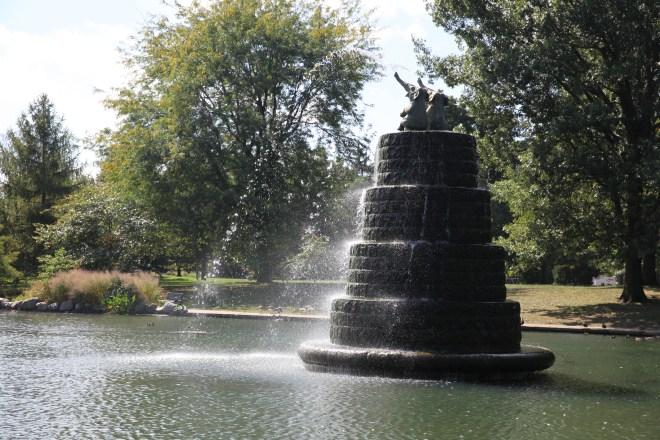 Goodale Fountain