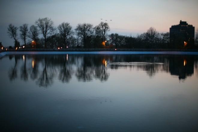Highland Park Reservoir
