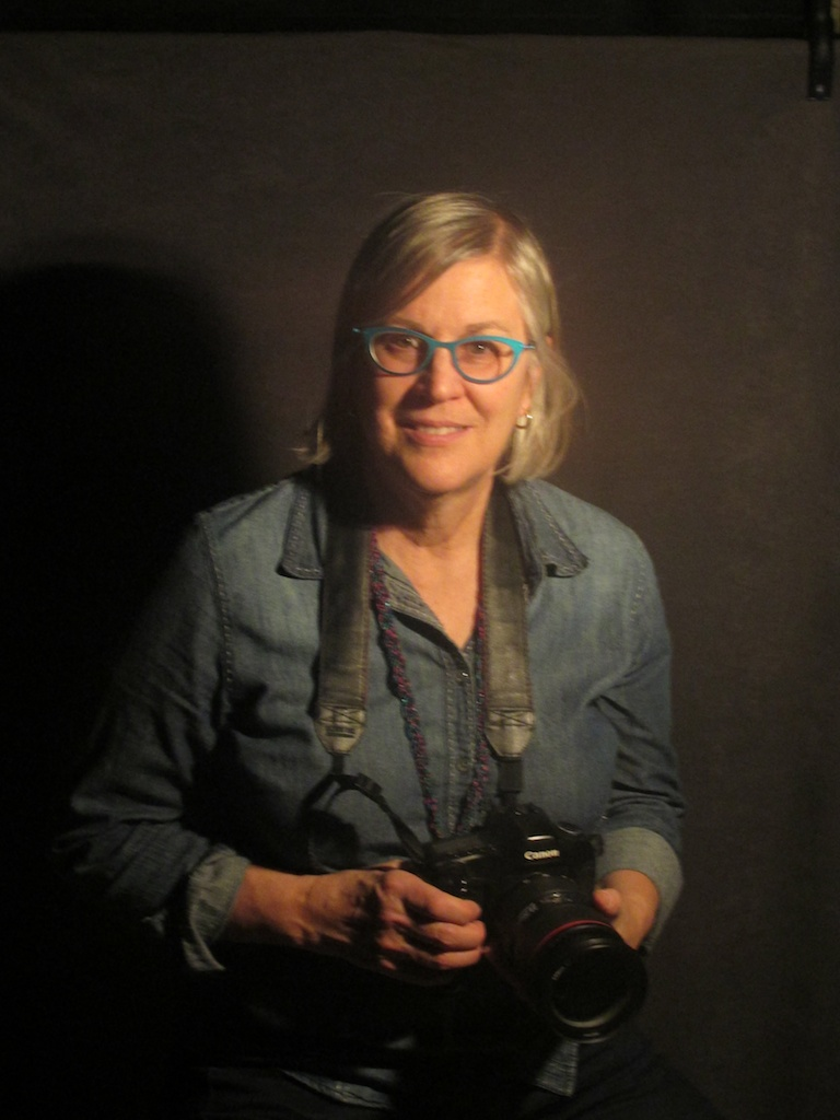 portrait of the photography teacher