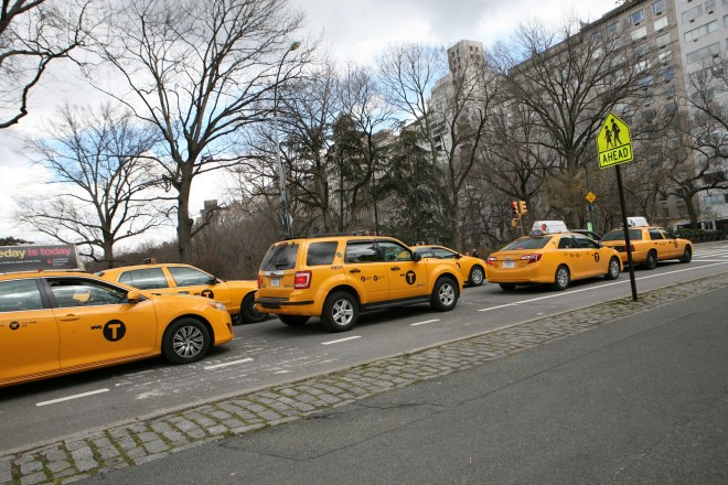 yellow cabs 2