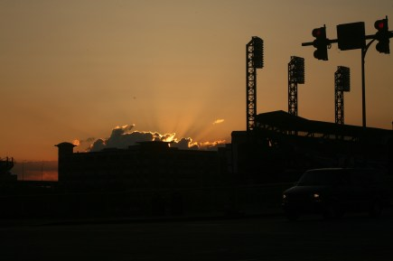 Sunset PNC