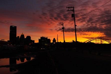 Sunset Skyline