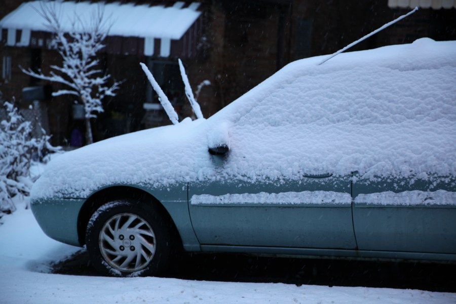 WindshieldWipers in the snow