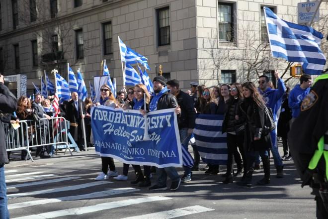 Fordham University Hellenic Society