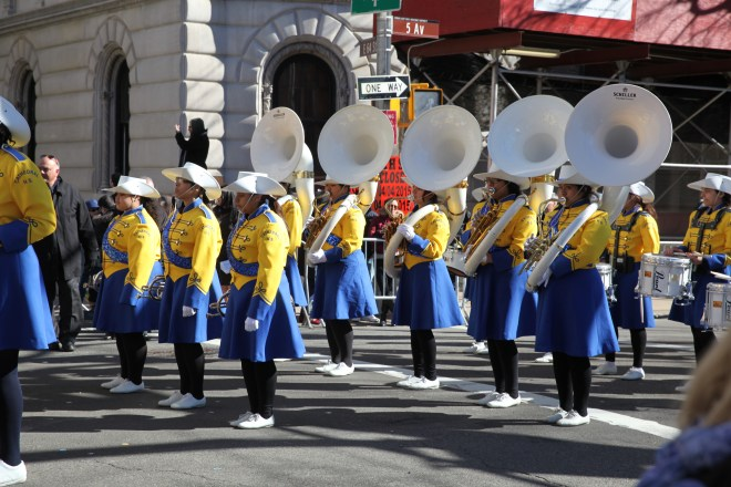 tubas marching band