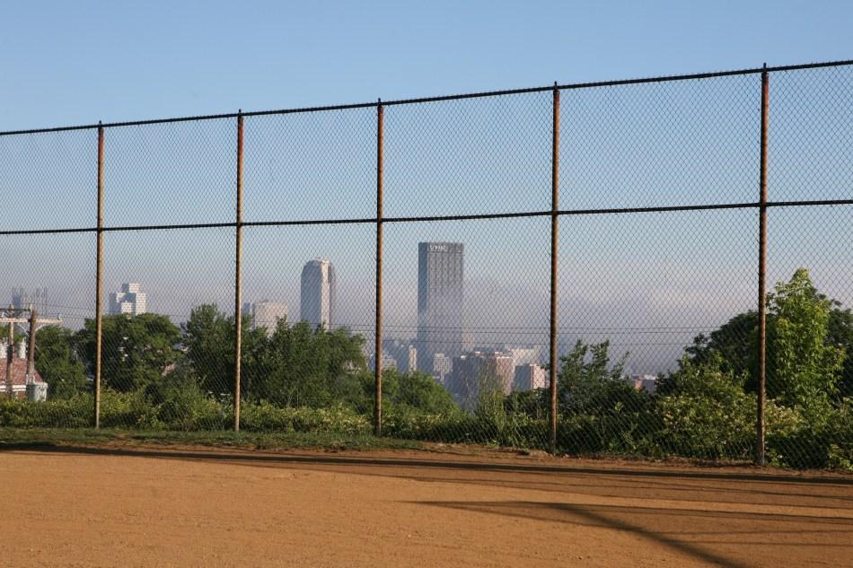 ball field Arlington