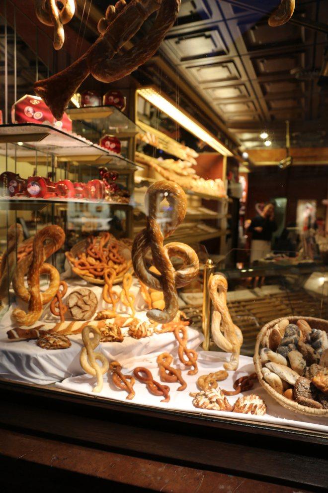 pretzels in Salzburg