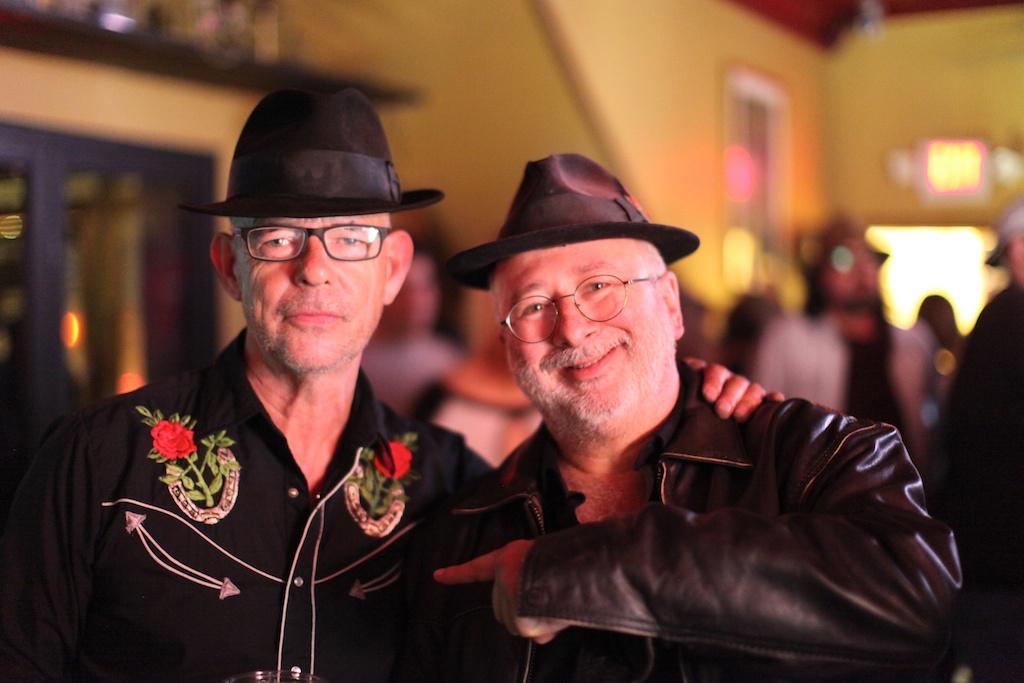 Karl Mullen and John Hayes
