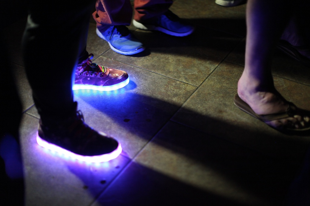 light up shoes series 1