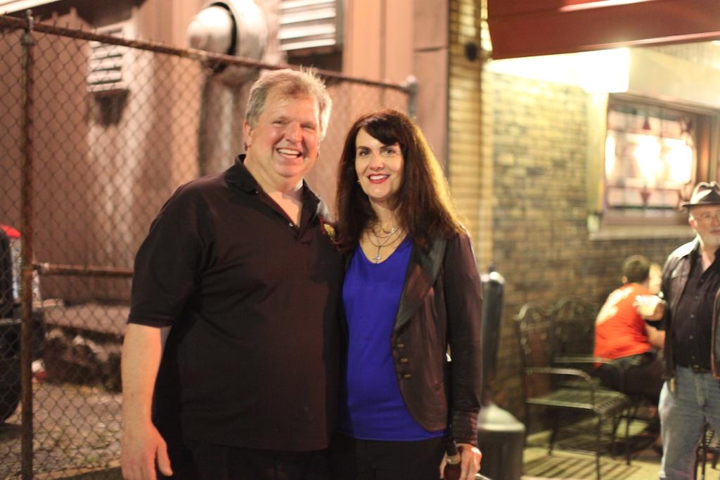 Steve and Lynn