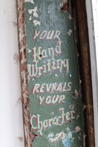 Your Handwriting Sign