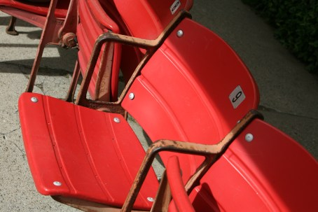 Old Three Rivers Stadium Seats