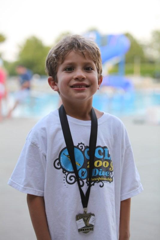 Swim Medal