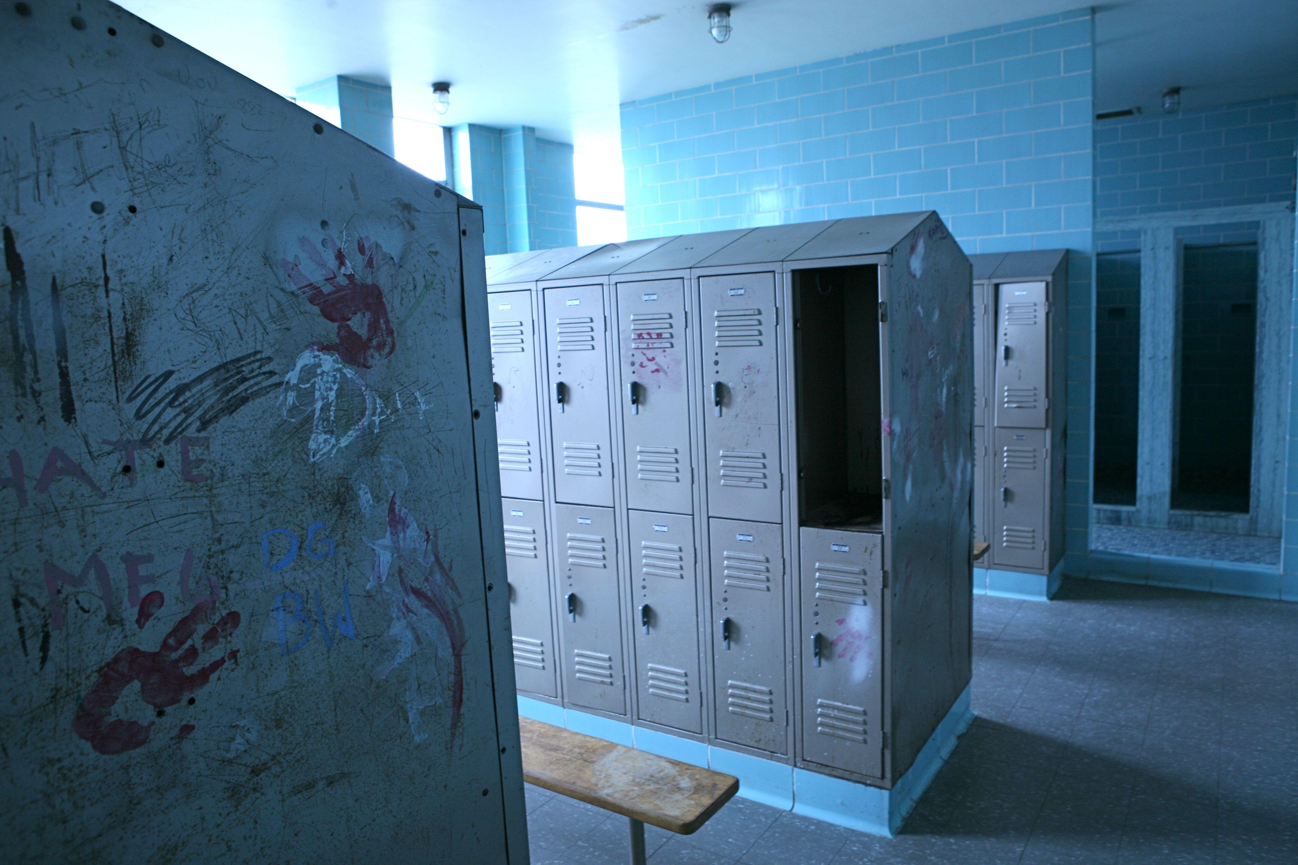 School Locker Room- Writing Assignment Prompt? – Ruth E. Hendricks ...