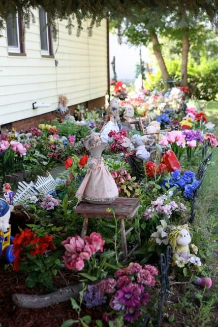 All Plastic Garden in Sheboygan