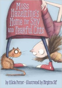 Miss Hazeltine's Home for Shy and Fearful Cats