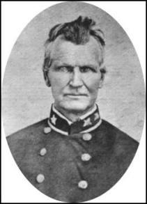 Major Gen. Daniel Smith Donelson