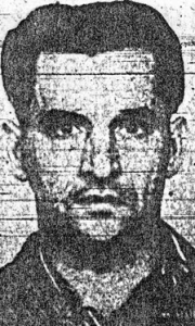 "Albert ""Bantam"" Dubois, a native of Rutherford County, was electrocuted at the Tennessee penitentiary in 1947."