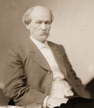Isham Harris was Governor of Tennessee from 1857-62, then a Senator from Tennessee from 1877-97 (his death).