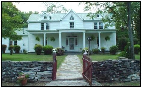 The Edwards/Brothers house was built in 1831 by Thomas Ed-wards in ‗Old Fosterville' located just north of Dry Creek on US Hwy. 231 South.