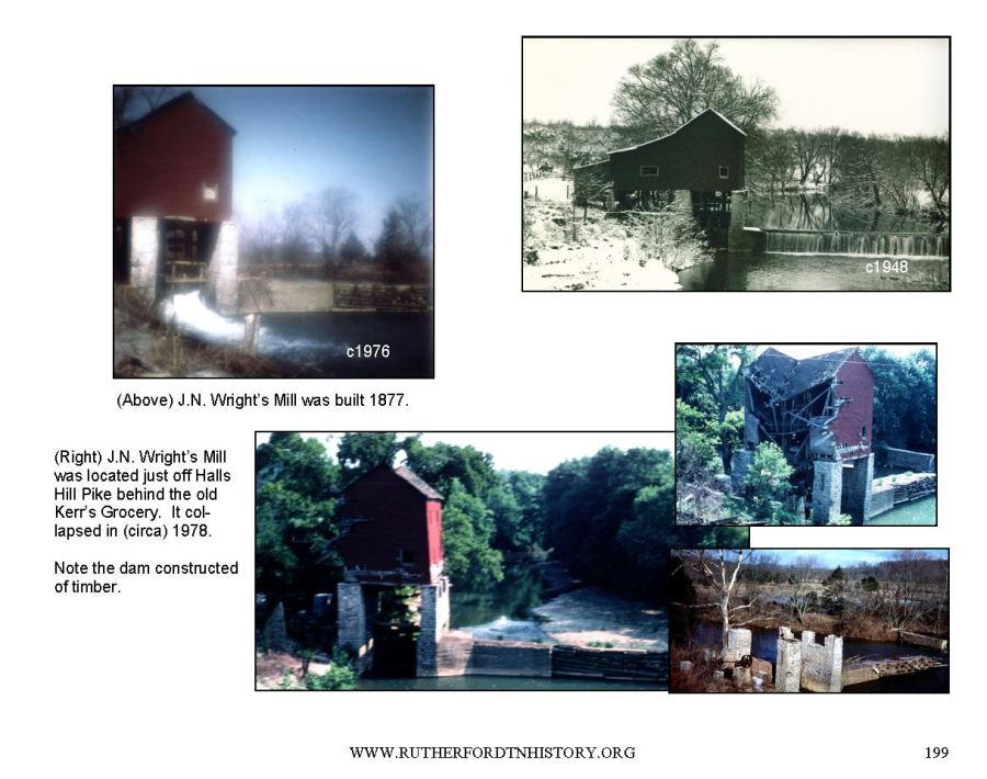 Wright's Mill