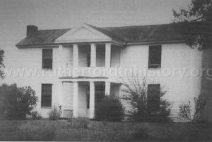 The Creech House